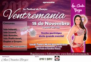 Edição 2012 - VII Ventremania