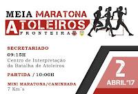 FRONTEIRA: MEIA MARATONA DE ATOLEIROS