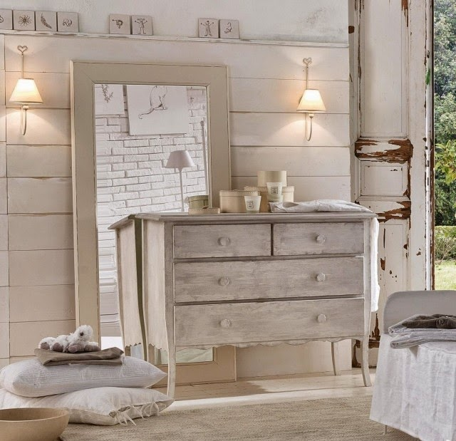 Design In The Shabby Chic Look