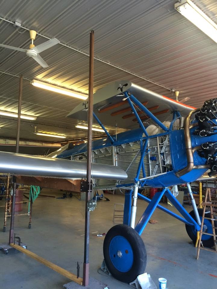 http://nordonews.leebottom.com/2014/07/the-one-and-only-stearman-m-2-has-moved.html