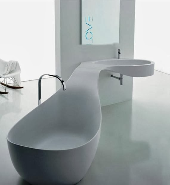 Luxury Home Design Furniture Corner Bathroom Sink