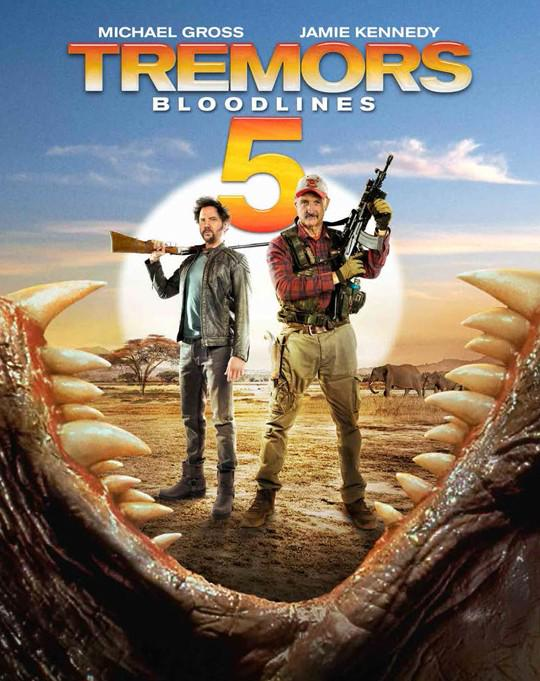 Rồng Đất 5 - Tremors 5 Bloodlines