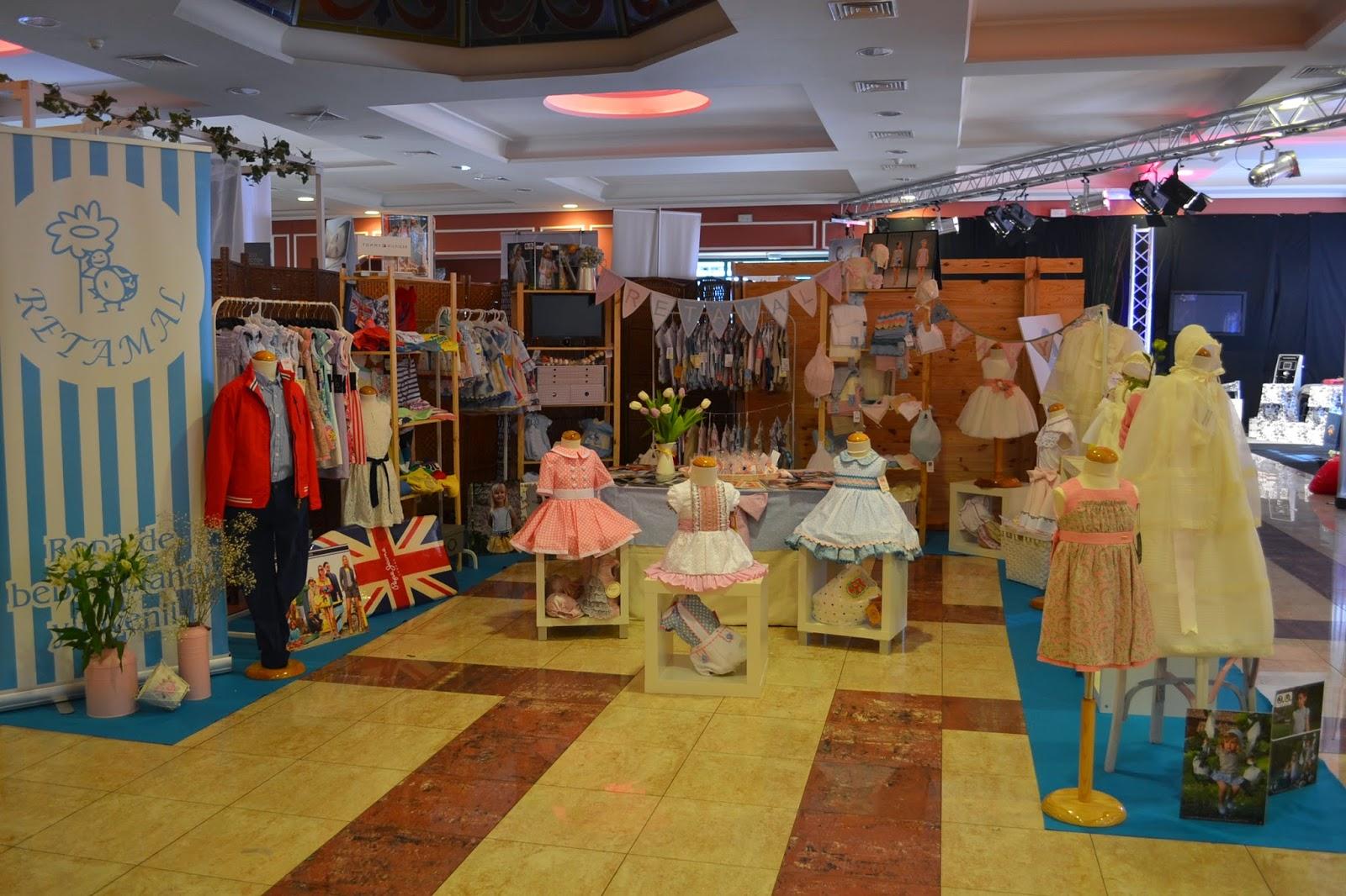 Stand Retamal moda infantil