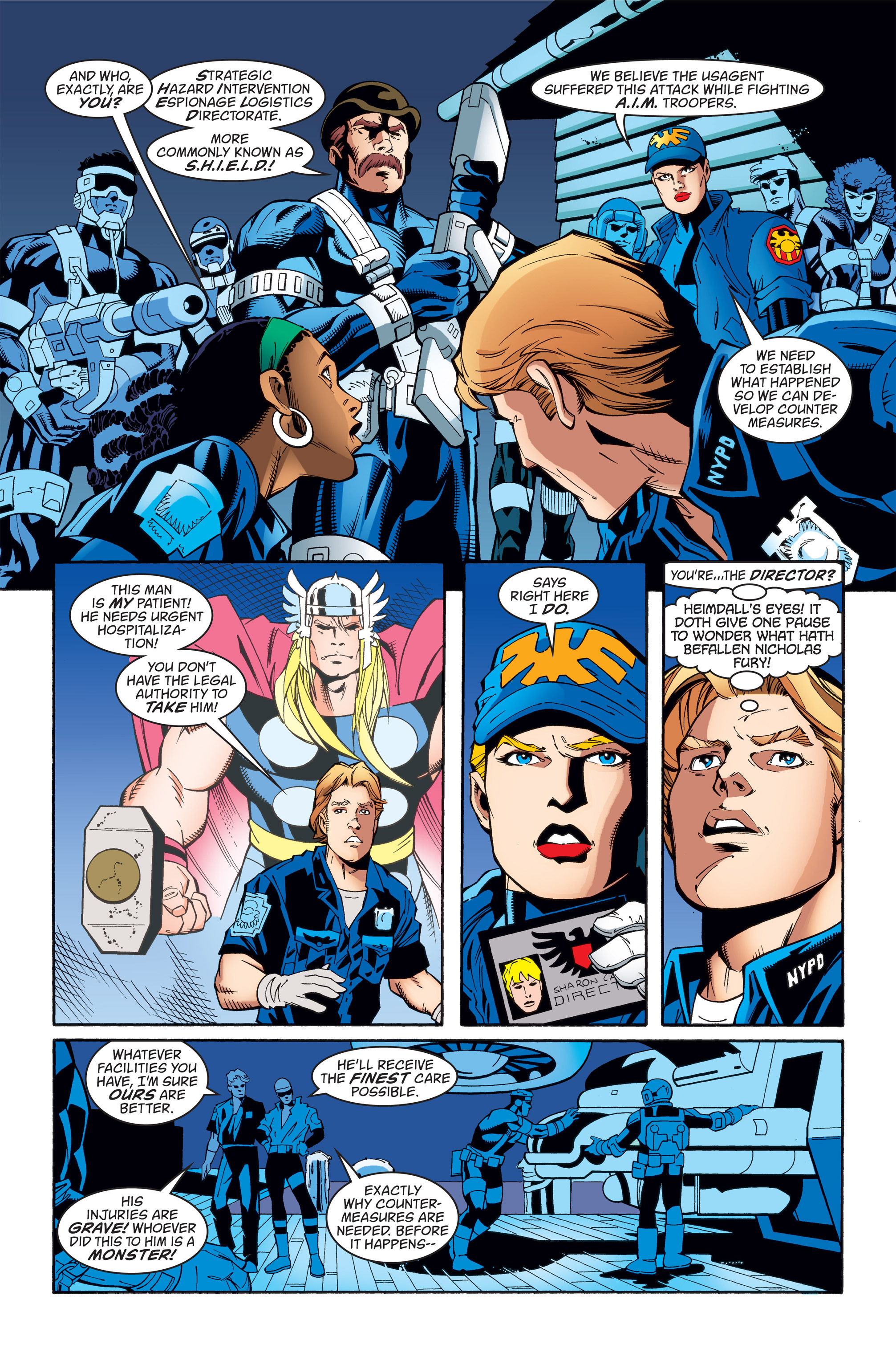 Captain America (1998) Issue #34 #40 - English 7