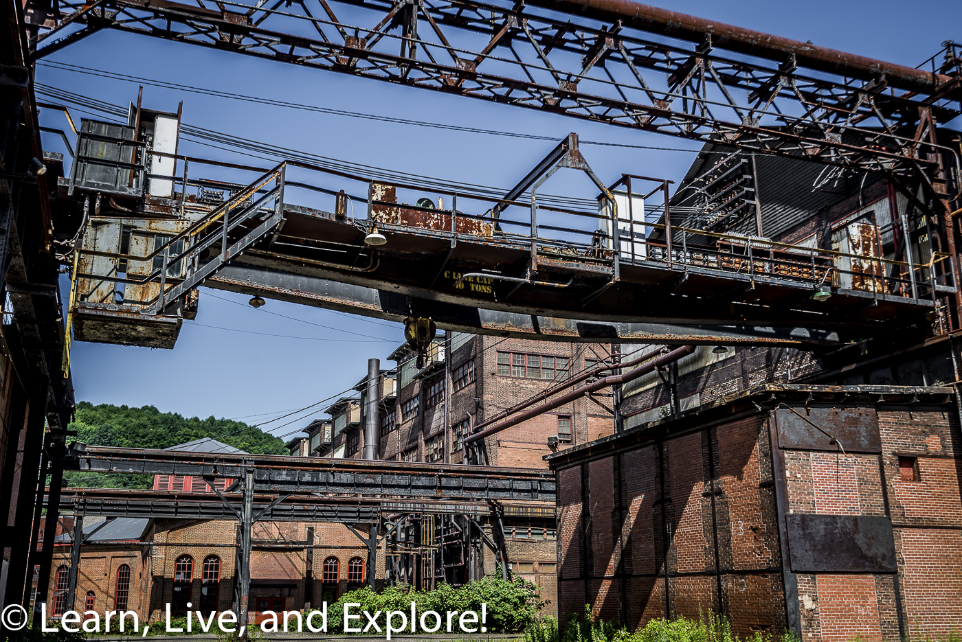 abandoned johnstown blacksmith shop learn live and explore