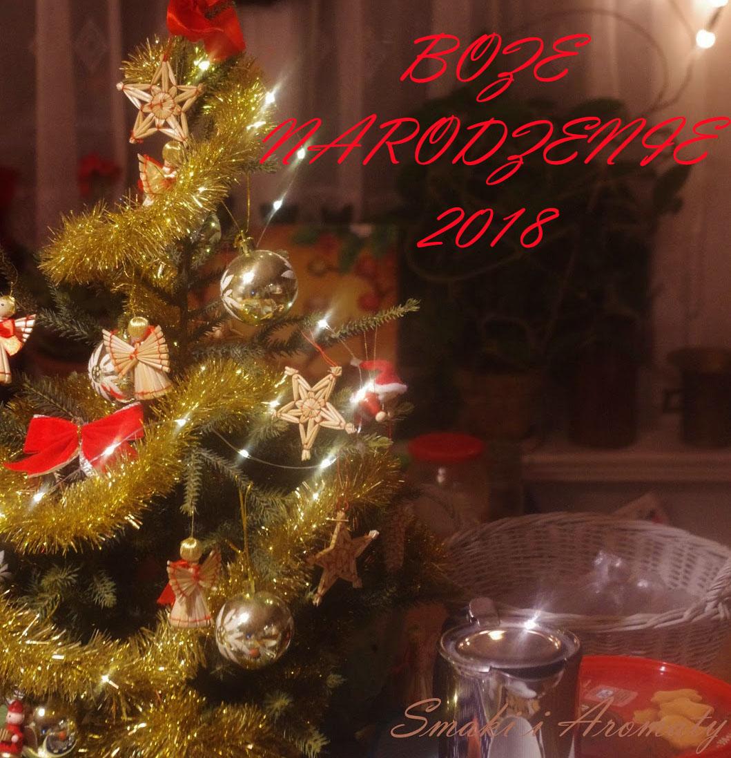 Boże Narodzenie 2018 -   PRZEPISY