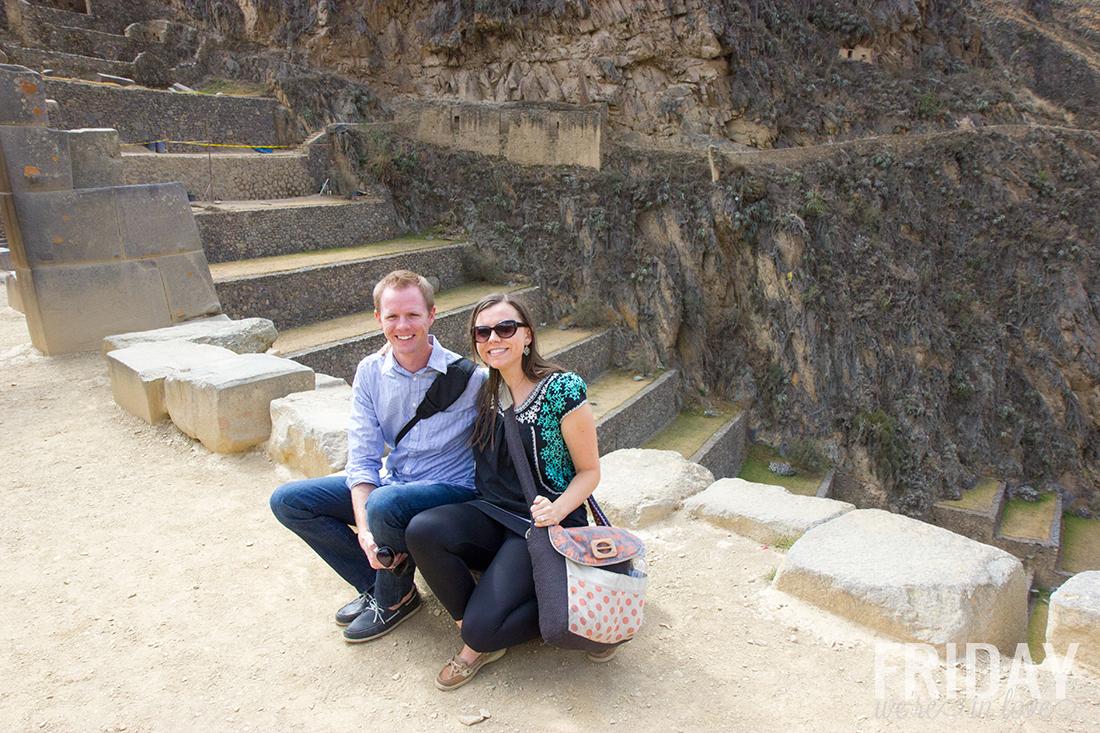 Ollantaytambo Ruins- Machu PIcchu Trip
