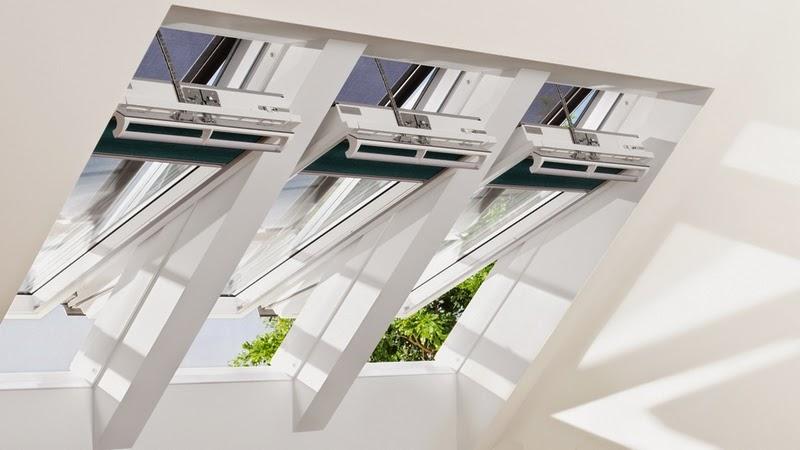 La fenêtre de toit INTEGRA VELUX