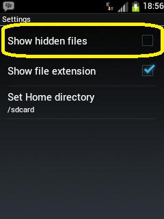 Cara Menyembunyikan File di Galeri dan My File Android dengan Mudah