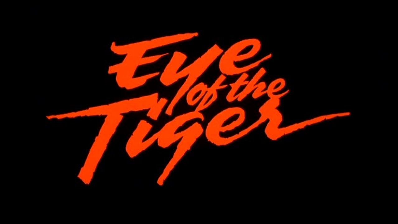 Happyotter: EYE OF THE TIGER (1986)