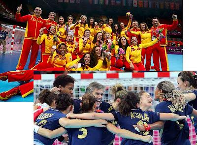 Medallistas olímpicas españolas en Londres 2012