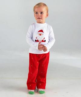 Model Kostum Natal Untuk Anak Laki-Laki
