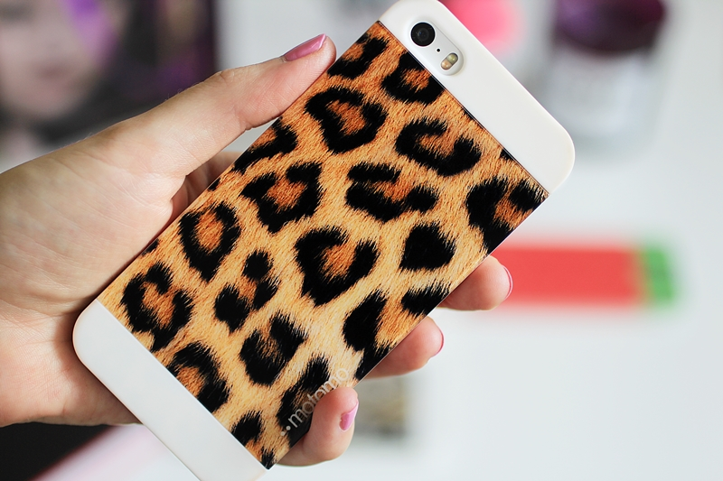 iphone case leopard