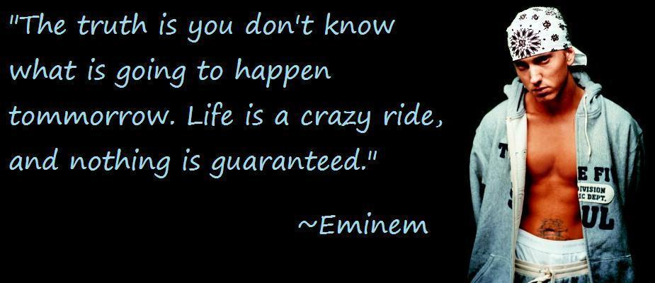 eminem relationship quotes quotesgram