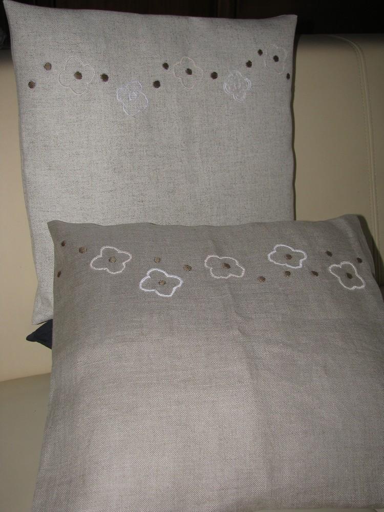 fr hlingshafte sofakissen selber machen. Black Bedroom Furniture Sets. Home Design Ideas