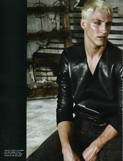 Dennis Johnson New York Models