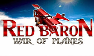 Screenshots of the Red baron: War of planes for Android tablet, phone.