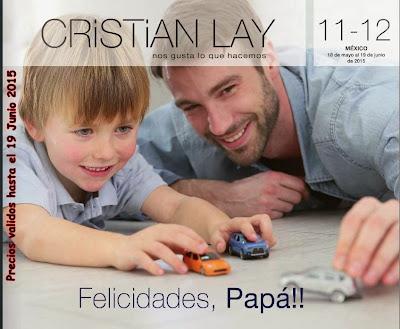 Catalogo Cristian Lay Mexico C-11 y 12 2015