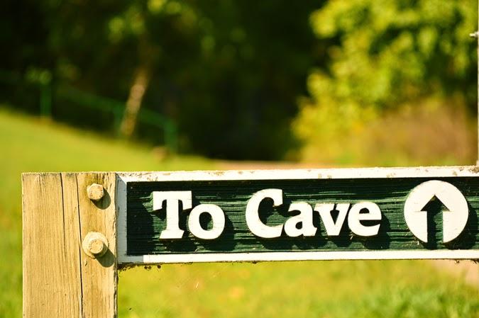 Exploring Dunbar Cave