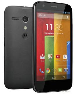 Motorola Moto G - 490x600