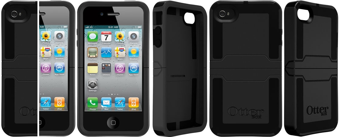 eMacAccessories Store: OtterBox Reflex Series for iPhone 4