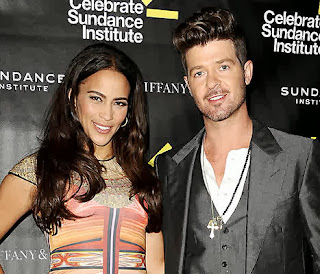 Robin Thicke and Paula Patton's Son Involved In a Minor Accident