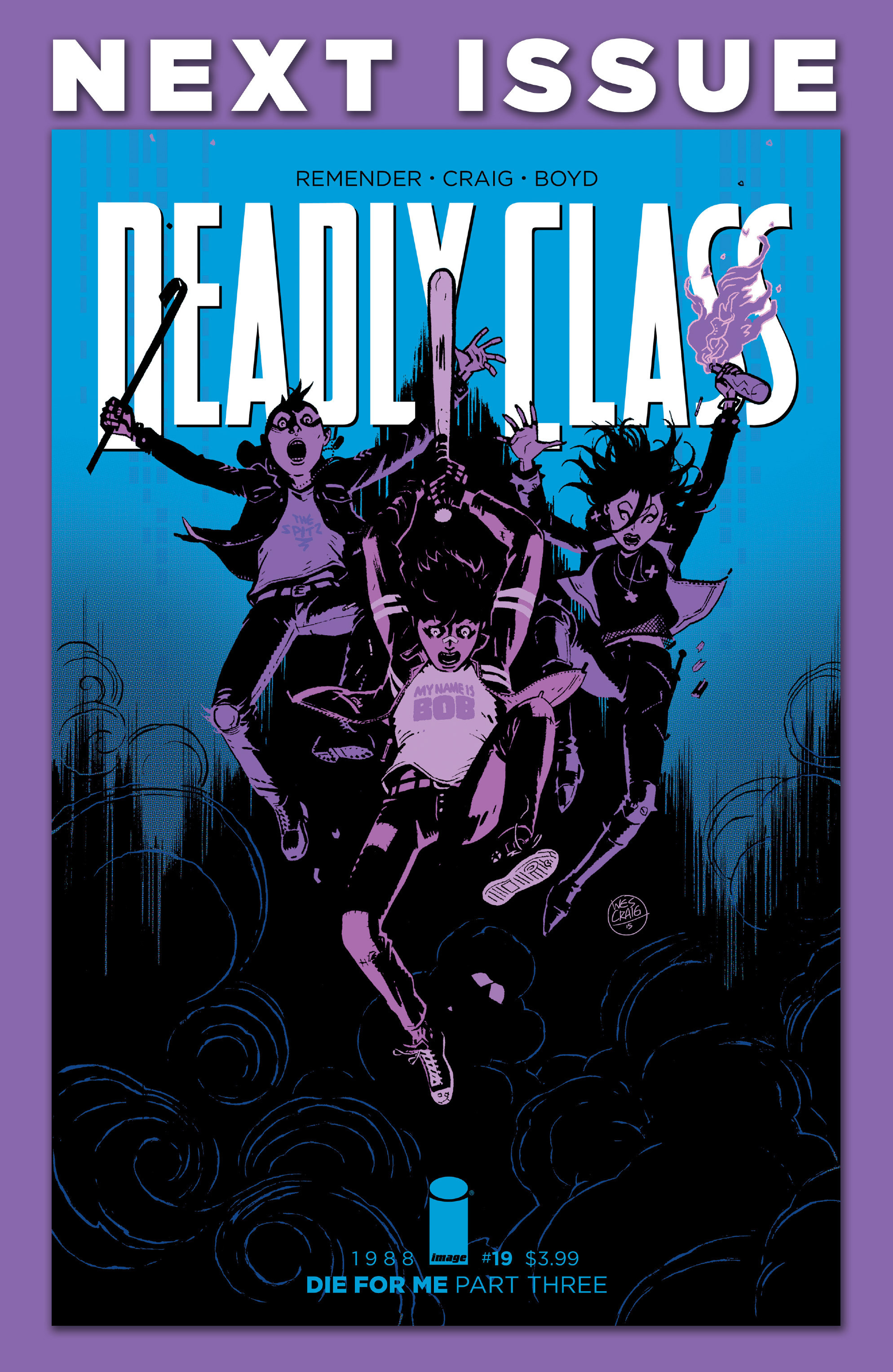 Read online Deadly Class comic -  Issue #18 - 27