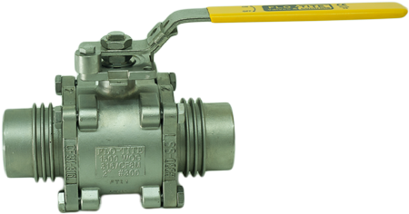 Weld In-Place Ball Valve
