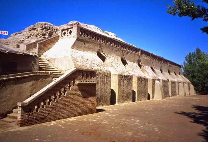 Tarihi Türk Şehri Beşbalık Kalıntıları