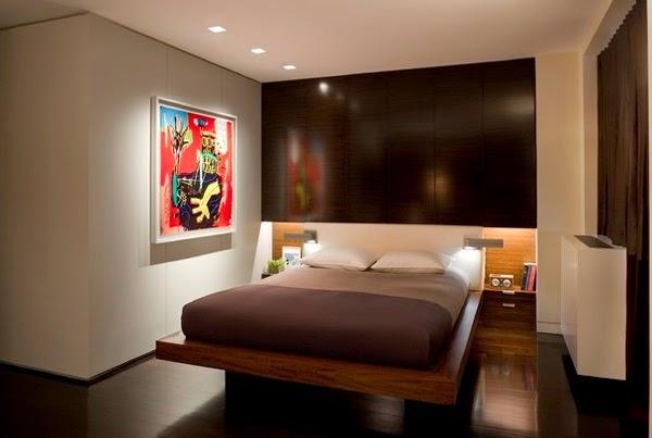 kamar tidur maskulin ide desain dan gambar terbaru 2014