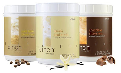 Cinch Shaklee bantu untuk kurus