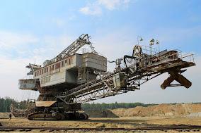 Stora maskiner