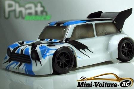 blog de www mini voiture rc com carrosserie et aileron phat bodies pour losi mini 8ight. Black Bedroom Furniture Sets. Home Design Ideas