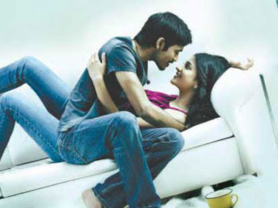 Dhanush Shruti Hassan 3 Movie Story