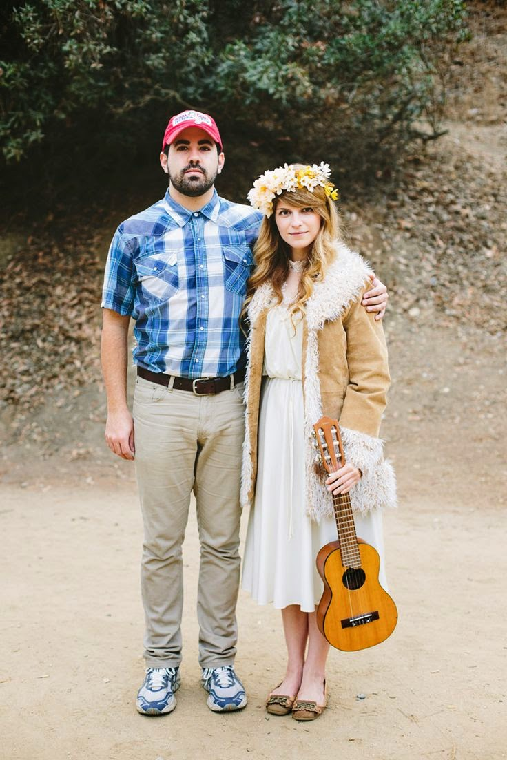 newlywifed: couple & family halloween costume ideas
