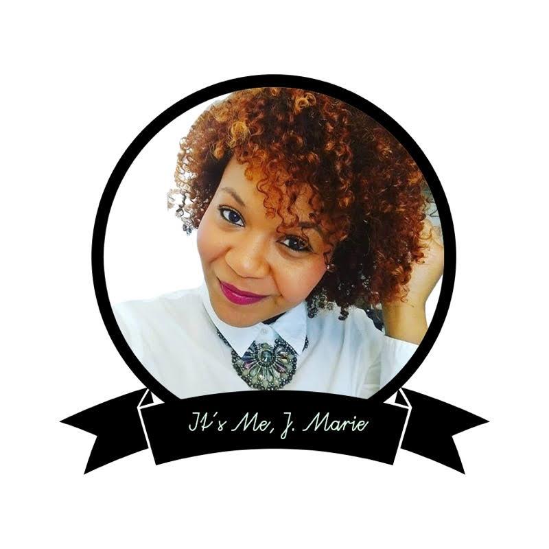 It's Me, J.Marie.