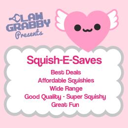 Claw Grabby Store x Squishy
