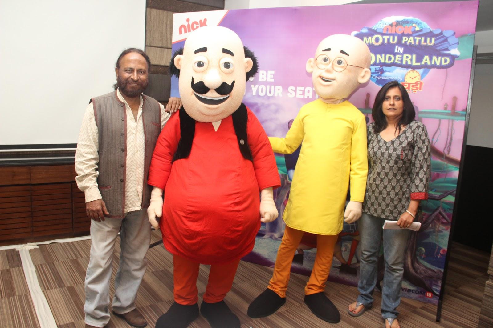 Motu Patlu In Wonderland Full Movie In Hindi Stan Lee Marvel