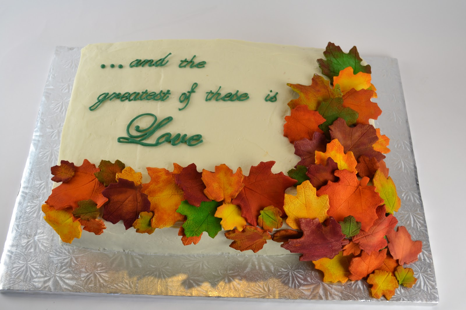 Fall Cakes Decorating Ideas Elitflat