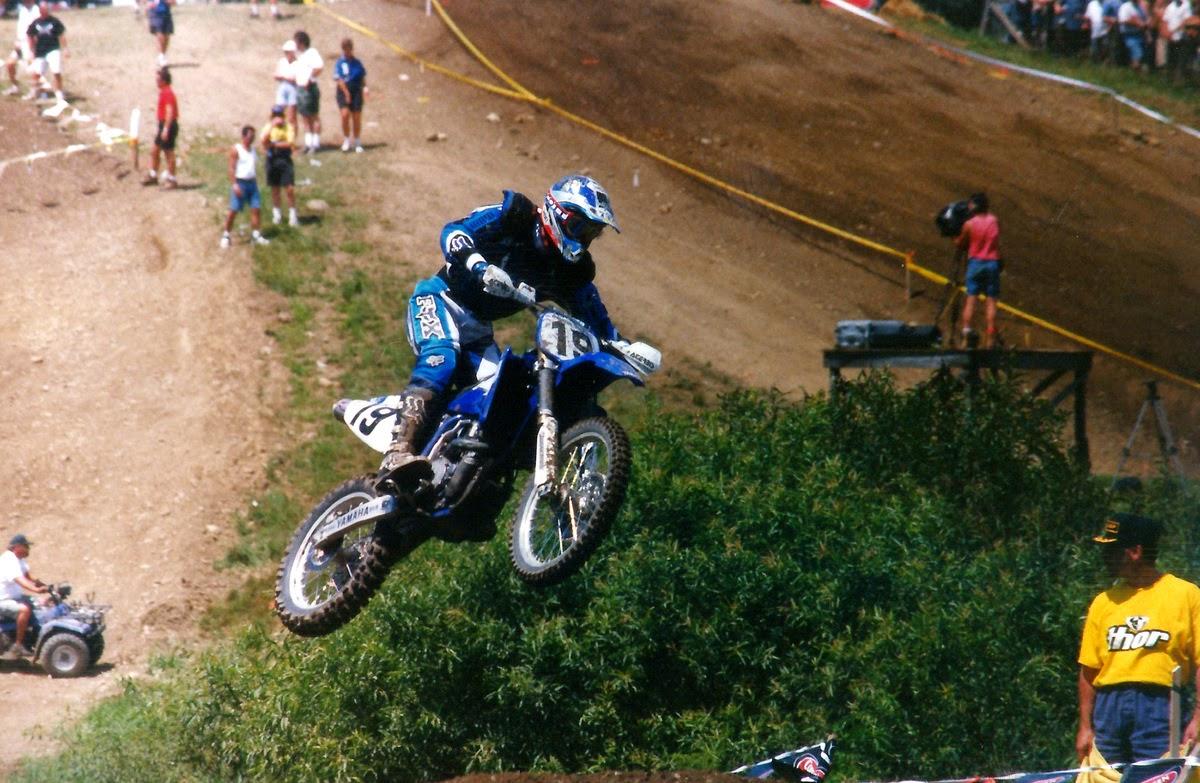Doug Henry Unadilla 1998