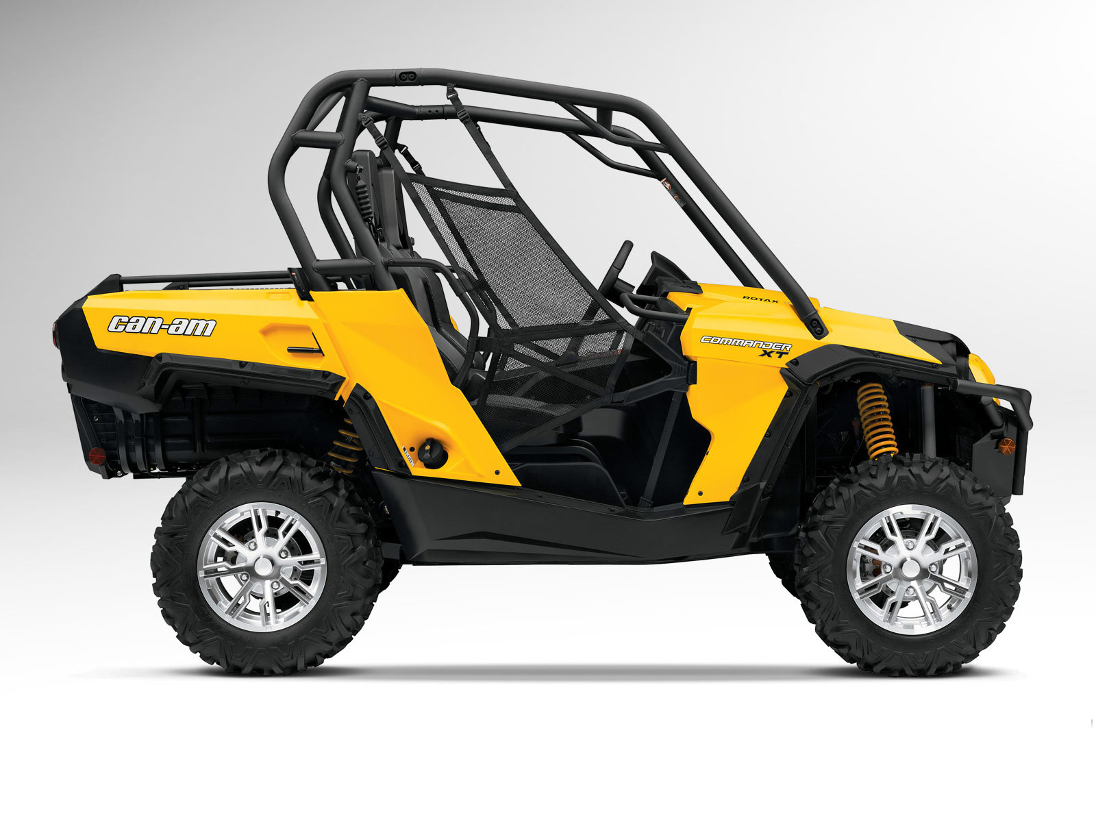 2012 Can-Am Commander 1000 XT ATV pictures 3