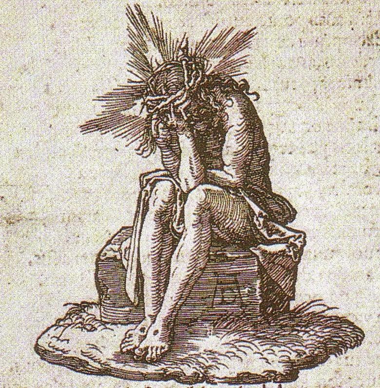 iconografía de la Humildad y Paciencia