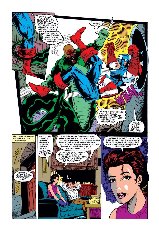 Captain America (1968) Issue #382 #315 - English 10
