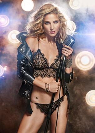 Elsa Pataky para Women'Secret en el videoclip de la campaña limited edition lencería colección exclusiva