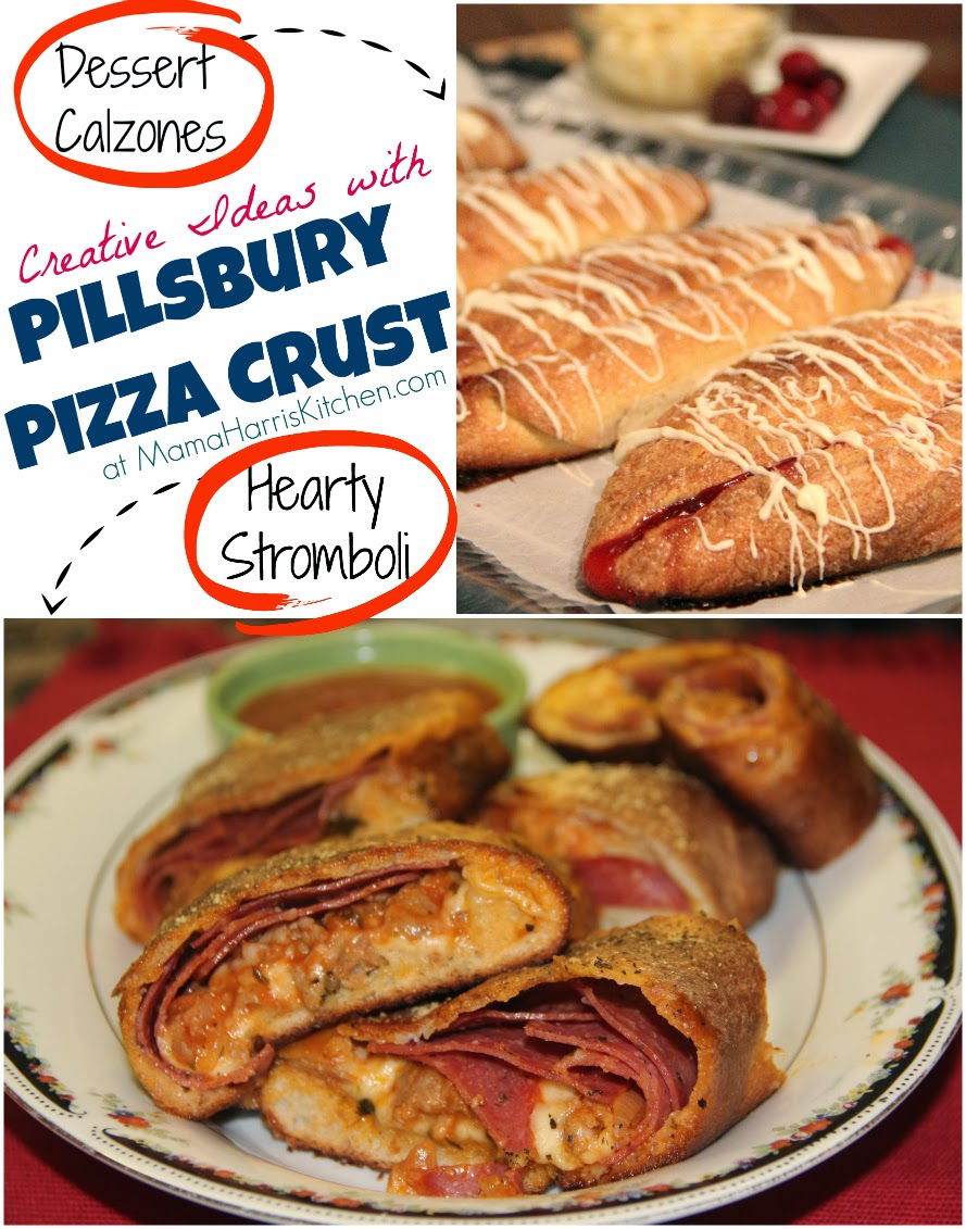 Creative Ideas With Pillsbury Pizza Crust Mama Harris Kitchen