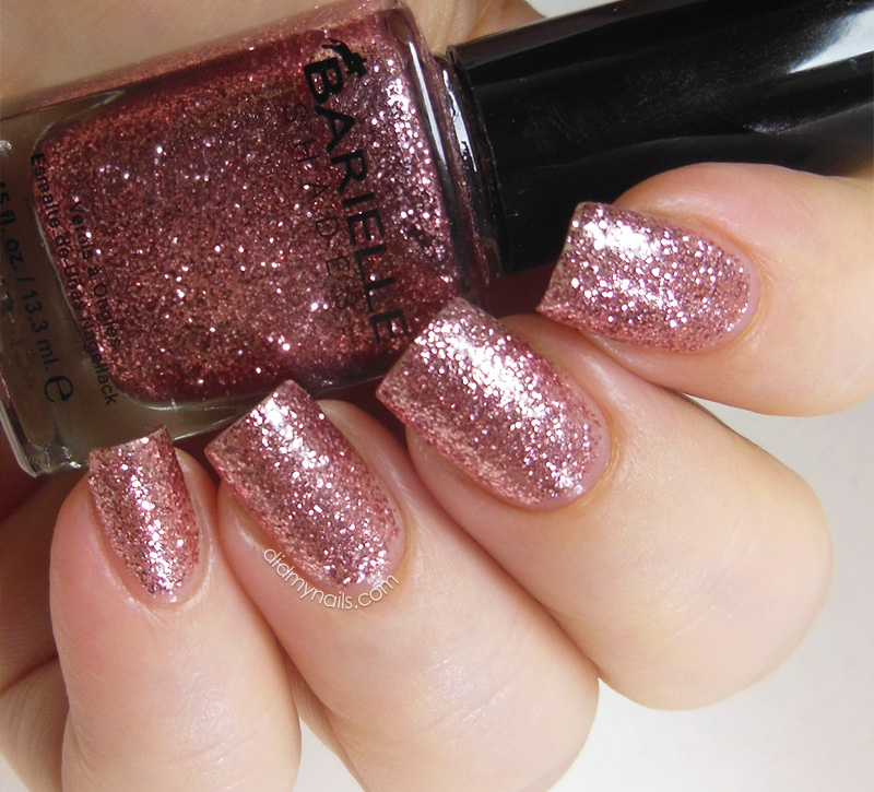 Barielle Pink Diamond swatch