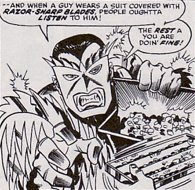 The Slasher, Avengers #130