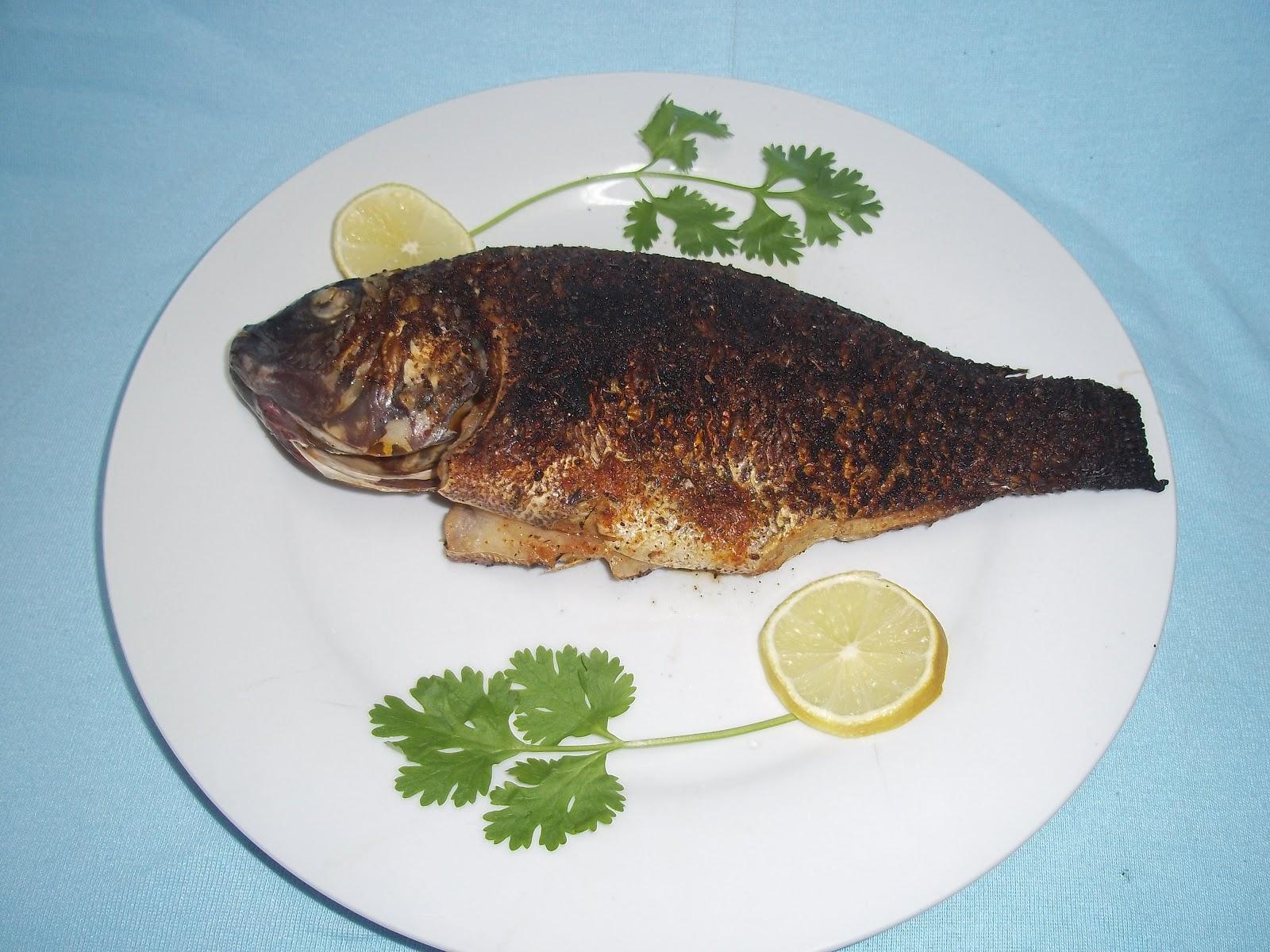 Blackened fish recipe 2 ways penniless parenting for Blackened fish recipe