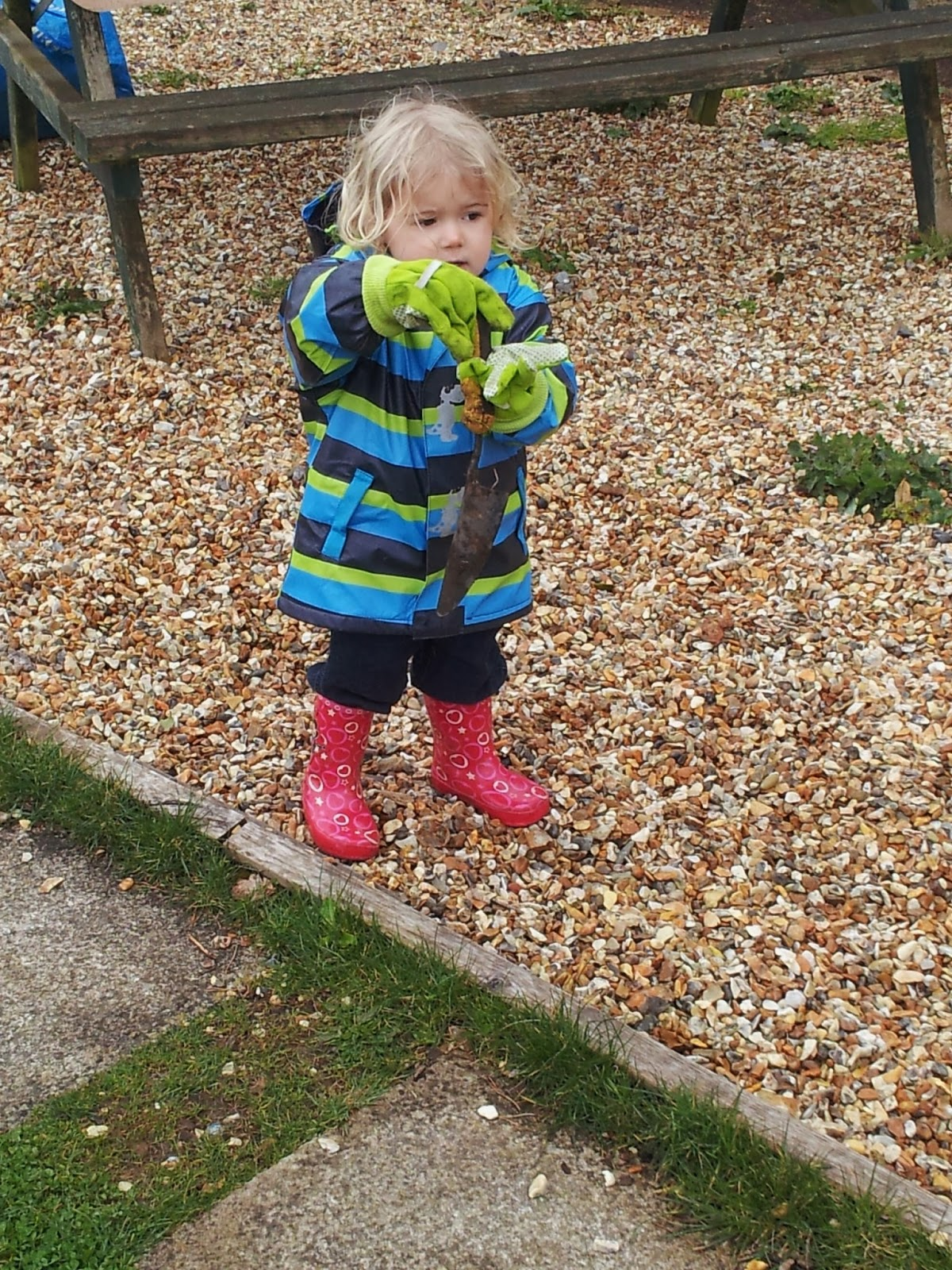 Washed Up Family: Gardening Club and Creative Kids
