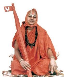 जगद्गुरु रामानंदाचार्य स्वामी श्री रामनरेशाचार्य जी महाराज - रामानंद संप्रदाय के पीठाधीश्वर